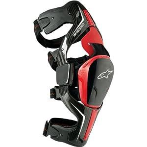 Alpinestars Carbon B2 Right Knee Brace Black Medium M