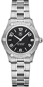 Women Watch Tag Heuer WAF1310BA0817 Aquaracer Aquaracer Black Dial