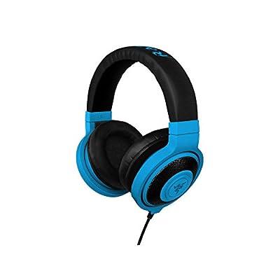 RAZER KRAKEN NEON Portable Audio Gaming Headphones ~Blue