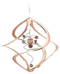 Red Carpet Studio  17 Inch  Spiral Planet Copper Cosmix