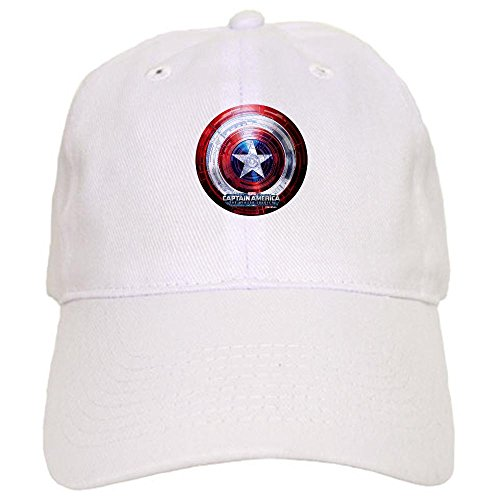 CafePress Captain America Shield Cap