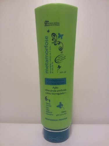 Metamorfose Peppermint & Mint Salt-Free Deep Refreshing Conditioner by Metamorfose