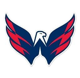 Washington Capitals NHL car bumper sticker decal (5\