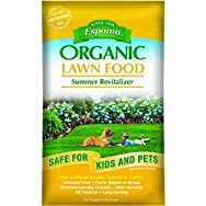 EspomaEOSR30Summer Organic Lawn Fertilizer-5M ORGANIC SUMMER FOOD