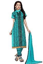 Style Vista Cotton Salwar Suit Fabric