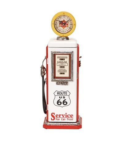 Decorative Gas Pump Clock