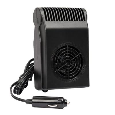 Wagan Visor-Mounted Heater/Defroster