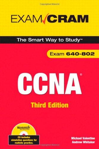 CCNA Exam Cram (Exam 640-802)