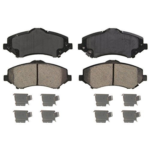 Wagner ZD1327 Front Brake Pad (Wagner Brake Pads And Rotors compare prices)