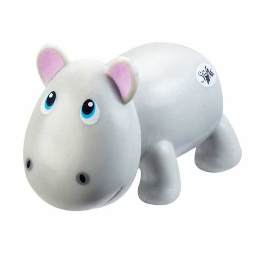 Stuffies Gracie the Hippo Figurine - 1