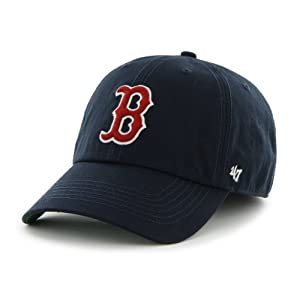 MLB Boston Red Sox Cap, Navy, X-Large