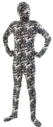 Camo Skin Suit Costume for Children
