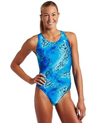 TYR Sport Women's Aquarius Maxback Swim Suit