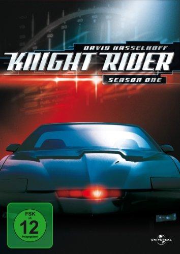 Knight Rider - Season One (8 DVDs)