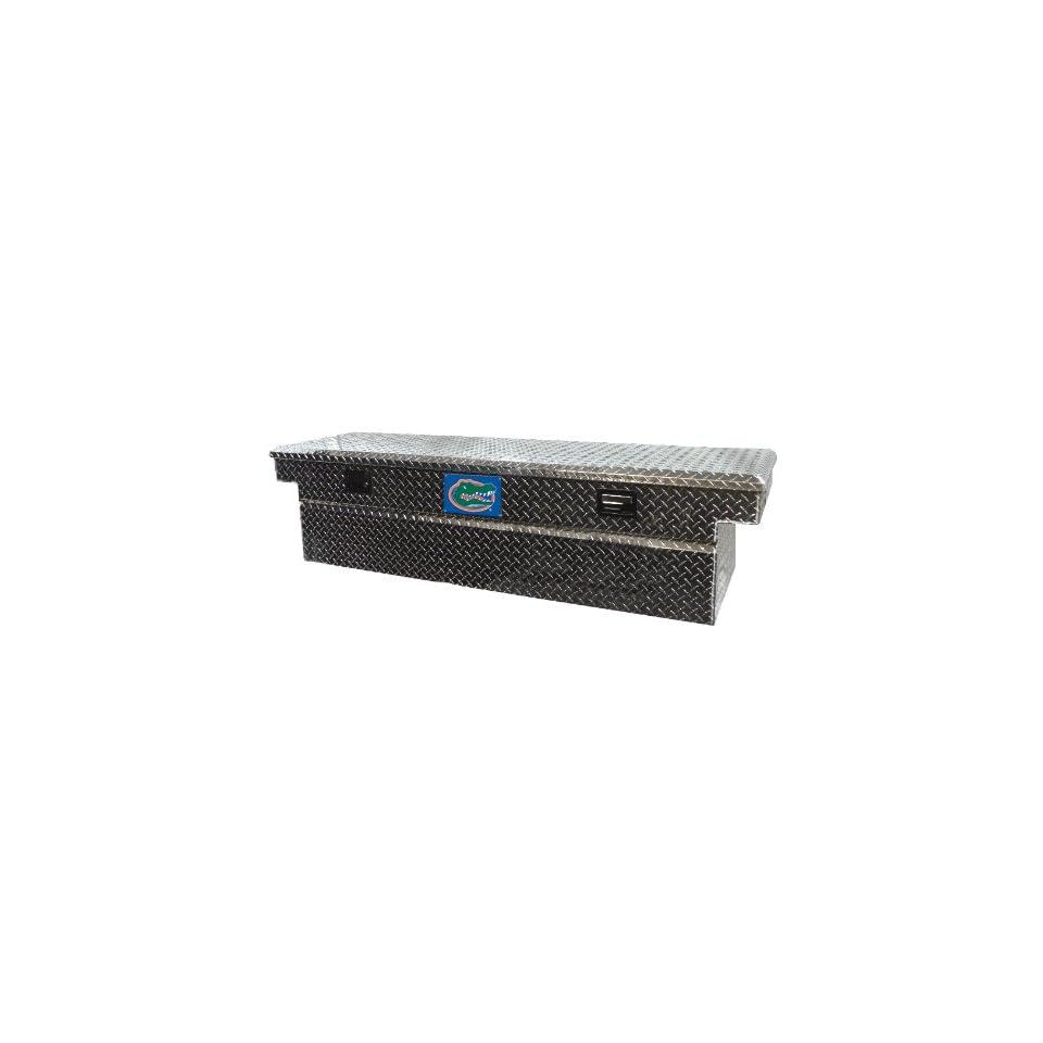 Tradesman University of Florida 71 Aluminum Single Lid Full Size Cross Bed Truck Tool Box
