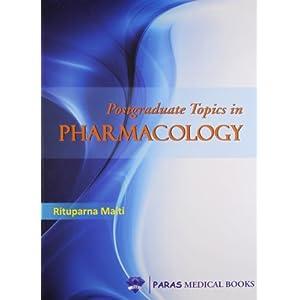 Postgraduate Topics in Pharmacology
