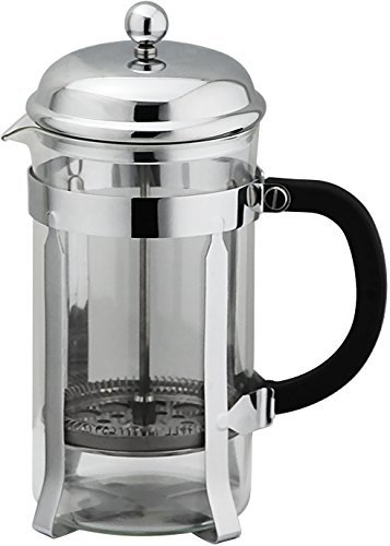Triple Filter 8 Cup French Press in Chrome 34 Oz (34 Oz French Press compare prices)