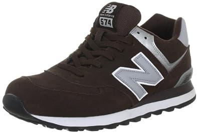 New Balance ML574CPC 161883-60-9, Unisex - Erwachsene Klassische Sneakers, Braun (CPC BROWN 9), EU 42.5 (US 9)