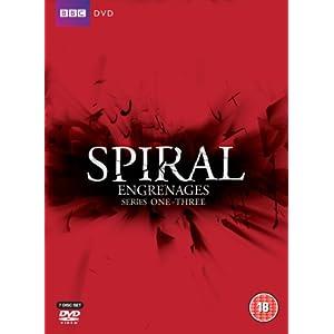 Spiral - Series 1-3 Box Set [Import anglais]