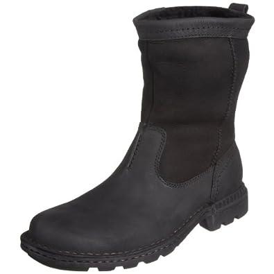 UGG Australia Men's Hartsville Boots Black Size 11.5