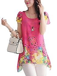 Choice Fashion Women's Top (102047_Free Size_Yellow)
