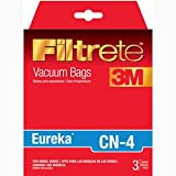 3M Filtrete Eureka CN-4 Micro Allergen Vacuum Bag, 3 Pack