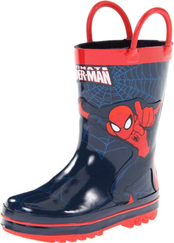 Disney Spider-Man Rain Boot (Toddler/Little Kid
