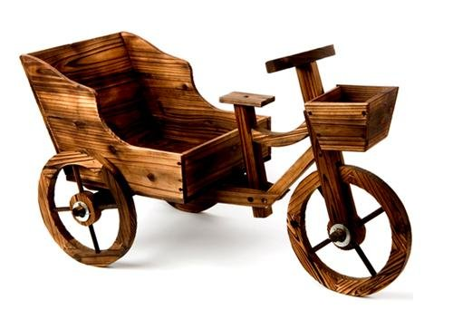 Roots & Shoots Burntwood Tricycle Planter