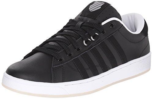 K-Swiss Hoke CMF Ice, Herren Sneakers, Schwarz (Black/White/Ice), 42 EU (8 Herren UK)
