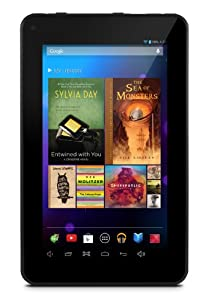 "Ematic 7"" HD Andriod 4.2 Tab Blue EGQ307BU"