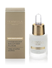 Formula Skin Care Age Replenish Overnight Recovery Elixir 15ml