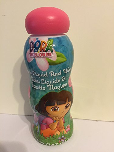 Dora the Explorer Bubble Liquid and Wand - 5 oz. - 1