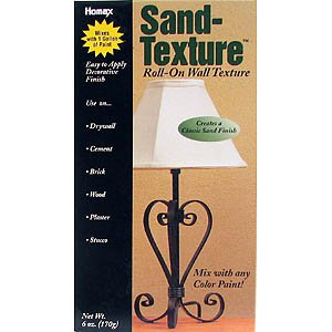 Buy Roll-On Sand Texture (Homax Painting Supplies,Home & Garden, Home Improvement, Categories, Painting Tools & Supplies, Wallpaper Supplies, Wall Repair, Stucco)