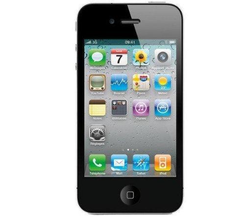 並行輸入品 iPhone 4 32GB ブラック SIMフリー
