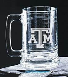 Texas A&M Aggies Deep Etched Colonial Tankard Mug