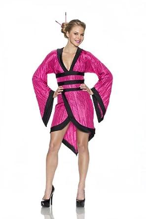 Amazon.com: Delicious Plus-Size Gorgeous Geisha Costume