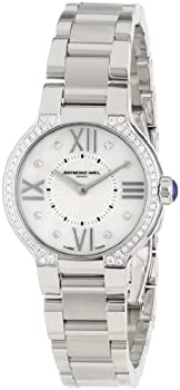 Raymond Weil Noemia Pearl Diamond Ladies Watch