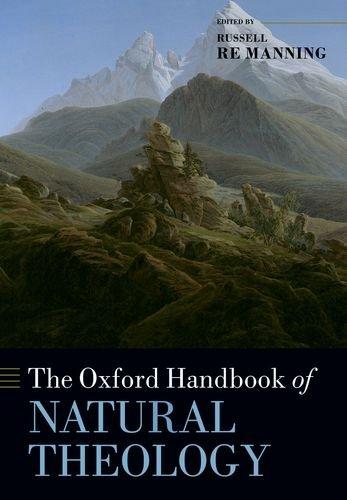 El manual de Oxford de teología Natural (Oxford manuales de religión y teología)