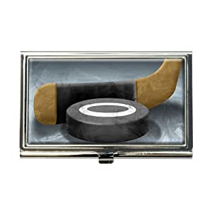 Amazon Hockey Puck and Stick Business Credit Card