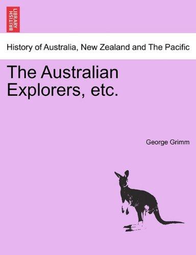 The Australian Explorers