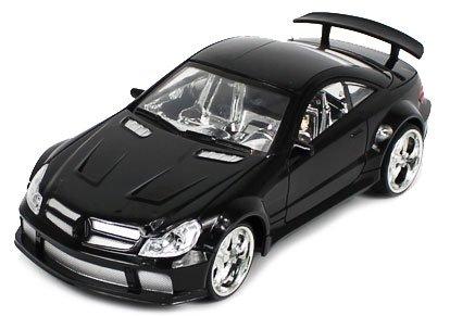 Electric 1:18 Mercedes Benz SL65 AMG Black Series RTR RC Car