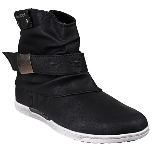 KangaRoos - Cup 5008 - Stivaletti Casual - Donna (40 EUR) (Nero)