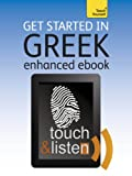 Getting Started In Greek: Teach Yourself (Kindle Enhanced Edition) (Touch & Listen)