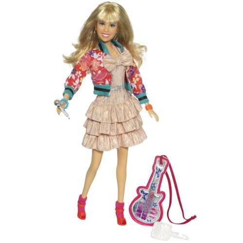 com: Hannah Montana Singing Movie Line Doll - Hannah (Let's Get Crazy