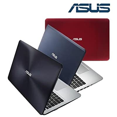 Asus A555LA-XX1756D 15.6-inch Laptop (Core i3-4005U/4GB/1TB/DOS/Integrated Graphics), Matte Red