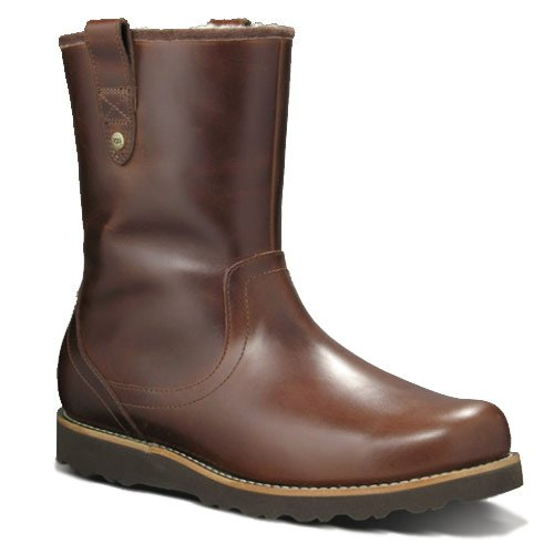 c7e86ff1447 UGG Australia Men's Stoneman Boots Chocolate Size 12 M US | Hot ...