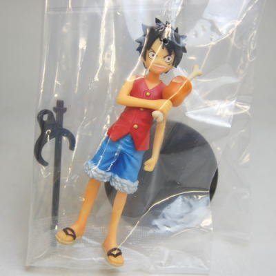 Half Age Characters One Piece promise of the straw hat [ 5. Monkey E D E Luffy ( another Ver.) ]