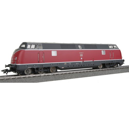 Marklin German Federal Railroad Class 230 HO scale Diesel Locomotive