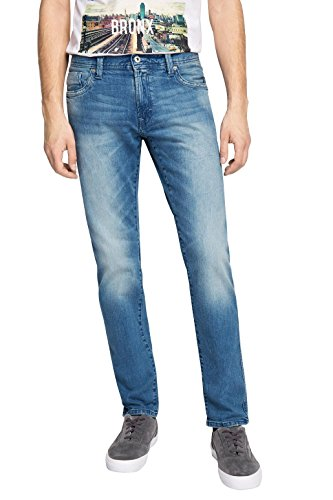edc by ESPRIT 5-Pocket-Blu Uomo    Blau (BLUE LIGHT WASH 903) W30/L34