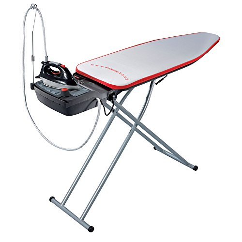 Leifheit Air Active L Steam Ironing System with Iron, Ironing Board and Integrated Steam (Ironing Board System compare prices)